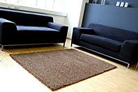 Teppich Shaggy, schoko (Grösse: 200x290 cm) - Produktdetailbild 1