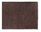 Teppich Shaggy, schoko (Größe: 80x150 cm)