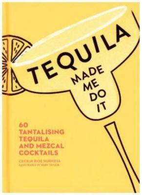 Tequila Made Me Do It, Cecilia Rios Murrieta
