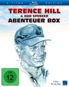 Terence Hill & Bud Spencer-Abenteuer Box, N, A