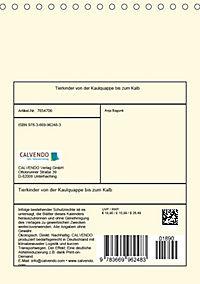 Terkinder von der Kaulquappe bis zum Kalb (Tischkalender 2019 DIN A5 hoch) - Produktdetailbild 13