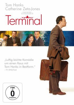 Terminal, Diego Luna,Chi McBride Tom Hanks