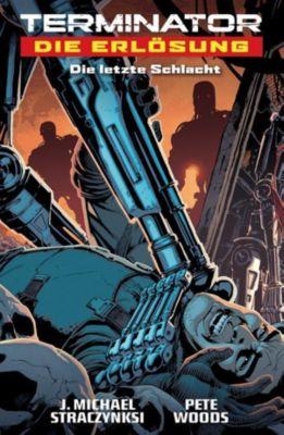Terminator - Die Erlösung: Die letzte Schlacht - J. Michael Straczynski  