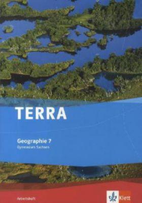 terra geographie ausgabe gymnasium sachsen 7 klasse arbeitsheft buch. Black Bedroom Furniture Sets. Home Design Ideas