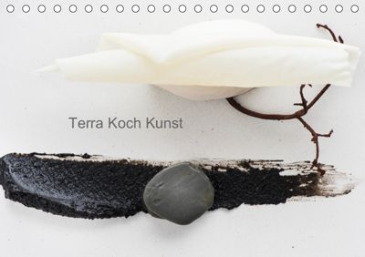 TERRA KOCH KUNST (Tischkalender 2019 DIN A5 quer), Karl Manfredi