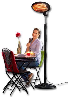terrassen heizstrahler jetzt bei bestellen. Black Bedroom Furniture Sets. Home Design Ideas