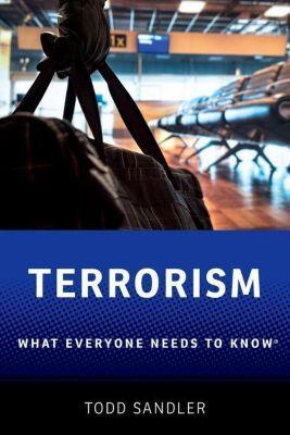 Terrorism, Todd Sandler