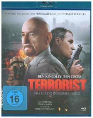 Terrorist - Das Gesetz in meiner Hand, 1 Blu-ray