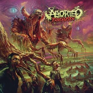 Terrorvision (Vinyl), Aborted