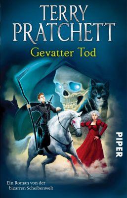 Terry Pratchetts Scheibenwelt: Gevatter Tod, Terry Pratchett
