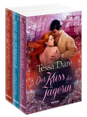 Tessa Dare 3er-Package, Tessa Dare