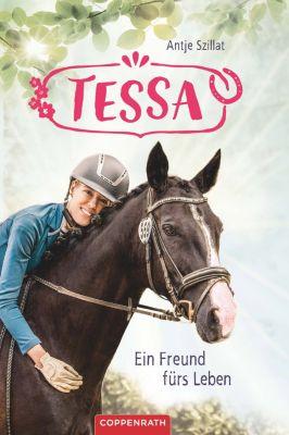 Tessa: Tessa (Band 3), Antje Szillat