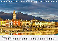 Tessin - Ticino (Tischkalender 2019 DIN A5 quer) - Produktdetailbild 11