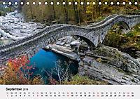 Tessin - Ticino (Tischkalender 2019 DIN A5 quer) - Produktdetailbild 9