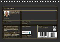 Tessin - Ticino (Tischkalender 2019 DIN A5 quer) - Produktdetailbild 13