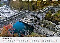 Tessin - Ticino (Wandkalender 2019 DIN A2 quer) - Produktdetailbild 9