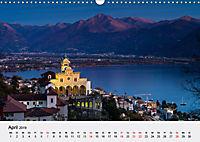 Tessin - Ticino (Wandkalender 2019 DIN A3 quer) - Produktdetailbild 4