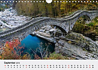 Tessin - Ticino (Wandkalender 2019 DIN A4 quer) - Produktdetailbild 9