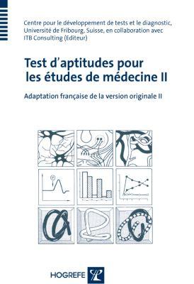 Test d'aptitudes pour les études de médecine