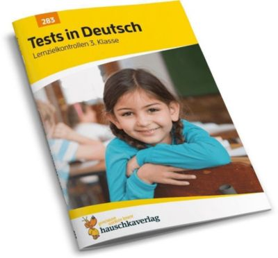 Tests in Deutsch - Lernzielkontrollen 3. Klasse - Ines Bülow |