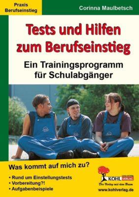 Tests und Hilfen zum Berufseinstieg, Corinna Maulbetsch