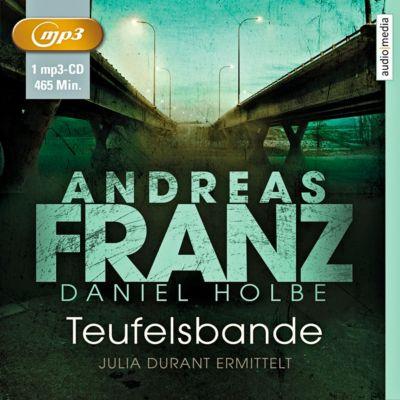 Teufelsbande, MP3-CD, Andreas Franz, Daniel Holbe