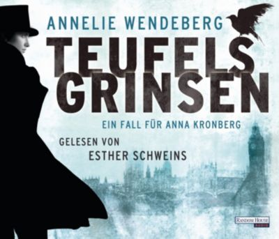 Teufelsgrinsen, 5 Audio-CDs, Annelie Wendeberg
