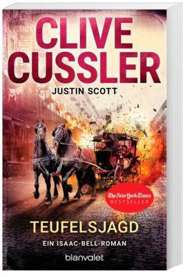 Teufelsjagd, Clive Cussler, Justin Scott