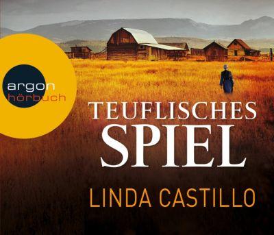 Teuflisches Spiel, 6 Audio-CDs, Linda Castillo