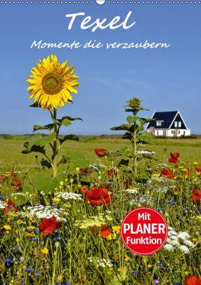 Texel - Momente die verzaubern (Wandkalender 2019 DIN A2 hoch), Bettina Hackstein