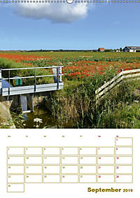 Texel - Momente die verzaubern (Wandkalender 2019 DIN A2 hoch) - Produktdetailbild 9