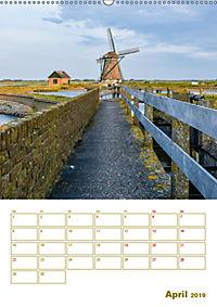 Texel - Momente die verzaubern (Wandkalender 2019 DIN A2 hoch) - Produktdetailbild 4