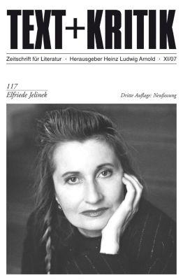 Text + Kritik: H.117 Elfriede Jelinek