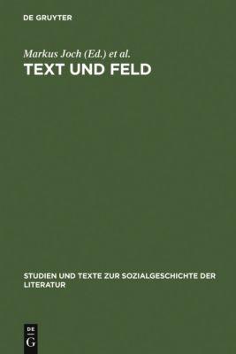 Text und Feld