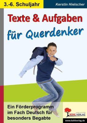 Texte und Aufgaben für Querdenker, Kerstin Hielscher