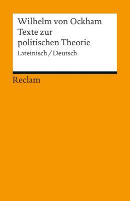 Texte zur politischen Theorie, Wilhelm von Ockham