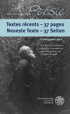 Textes récents - 37 pages - Michel Butor |