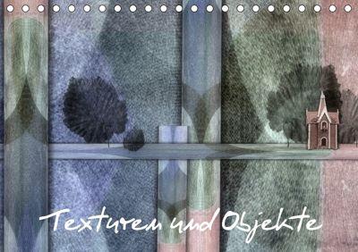 Texturen und Objekte (Tischkalender 2019 DIN A5 quer), Garrulus glandarius