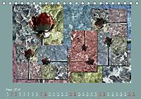Texturen und Objekte (Tischkalender 2019 DIN A5 quer) - Produktdetailbild 3