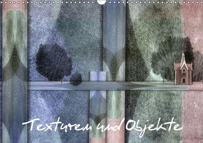 Texturen und Objekte (Wandkalender 2019 DIN A3 quer), Garrulus glandarius