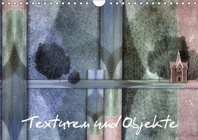 Texturen und Objekte (Wandkalender 2019 DIN A4 quer), Garrulus glandarius