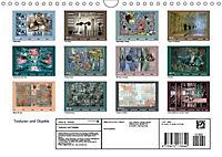 Texturen und Objekte (Wandkalender 2019 DIN A4 quer) - Produktdetailbild 13