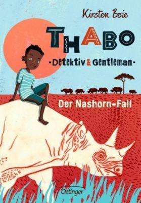 Thabo, Detektiv & Gentleman - Der Nashorn-Fall, Kirsten Boie