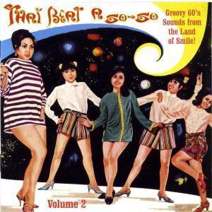 Thai Beat A Go Go Vol. 2, Diverse Interpreten