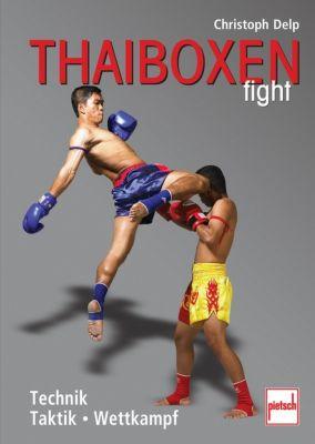 Thaiboxen fight, Christoph Delp