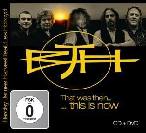 That Was Then...This Is Now, Barclay James Harvest featuring Les Holroyd
