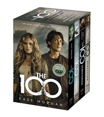 The 100 Complete Boxed Set, Kass Morgan