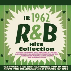 The 1962 R&B Hits Collection, Diverse Interpreten