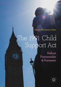 The 1991 Child Support Act, Leanne McCarthy-Cotter