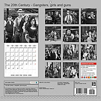 The 20th Century - Gangsters, girls and guns (Wall Calendar 2019 300 × 300 mm Square) - Produktdetailbild 13